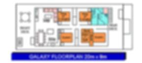Galaxy Floor Plan