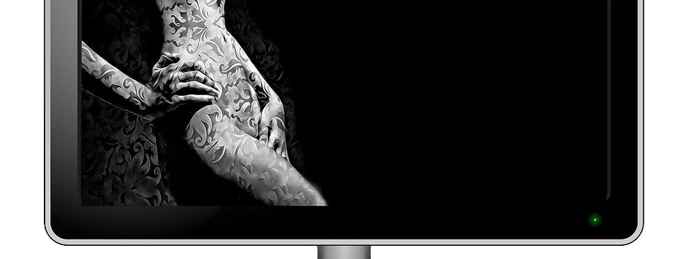 Art Nude Desktop Wallpaper Screensaver