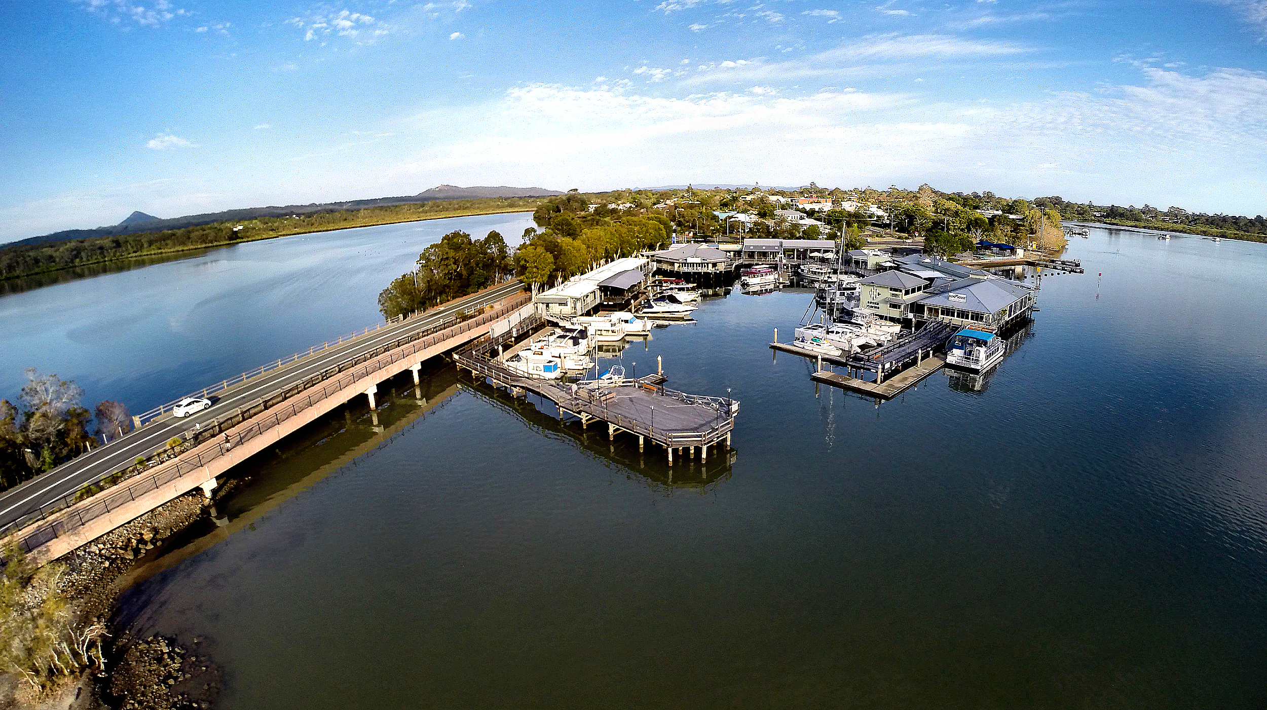 Noosa Harbour Marina