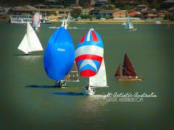 Sailing Goolwa
