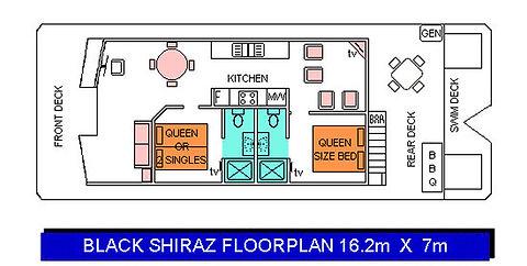 Black Shiraz Floor Plan