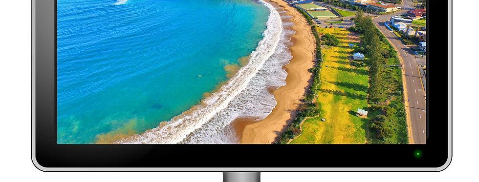 Horseshoe Bay Port Elliot - Desktop Wallpaper Screensaver