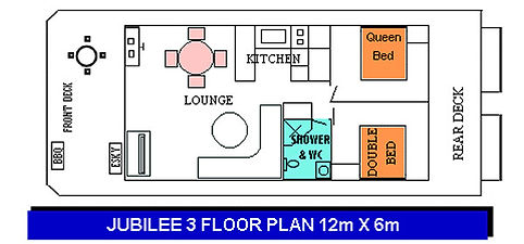 Jubilee 3 Floor Plan