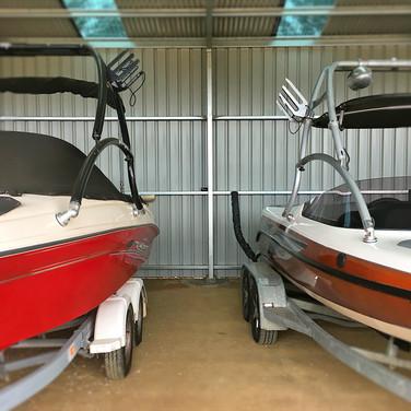 Undercover Boat Storage