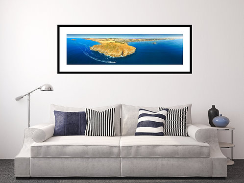 6 Foot Canvas Panorama Print