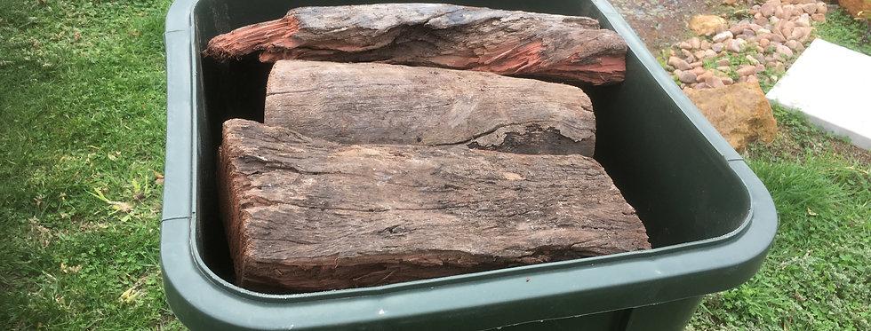 Swap and Burn Firewood Bin (100 Litre) (Approx 50KG)