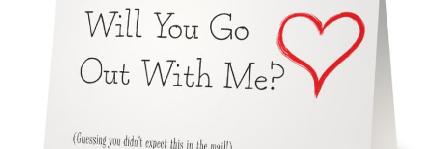 I love You Card for Boyfriend (Girlfriend), Relationship Invitation.