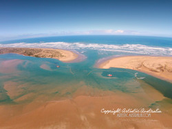 The River Murray Mouth