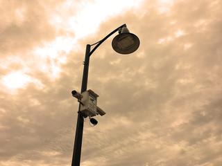 Security Camera Pole Mount