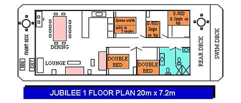 Jubilee One Floor Plan