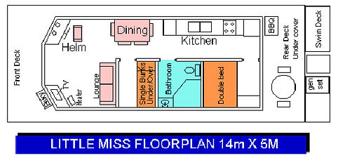 Little Miss Floor Plan