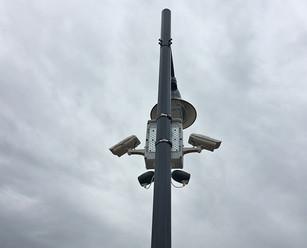 Camera Pole Mount