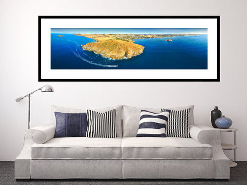 8 Foot Canvas Panorama Print