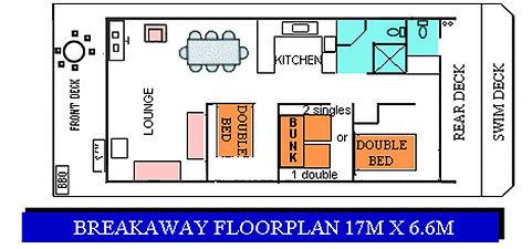 Breakaway Floor Plan