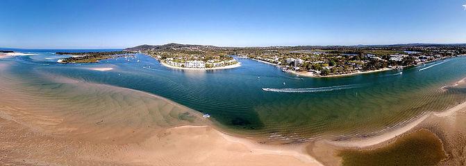 Noosa River Panorama