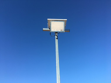 Solar Event Lighting