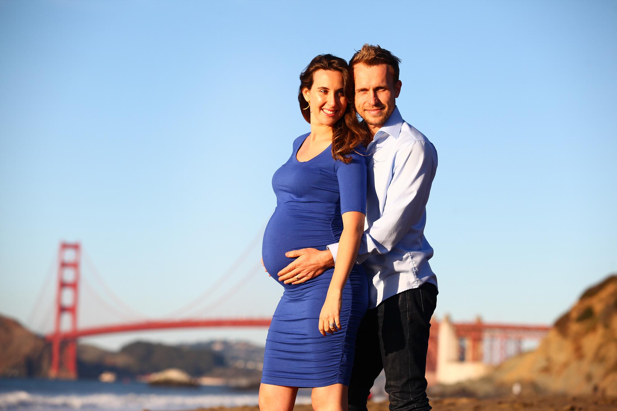 צילום היריון ומשפחה