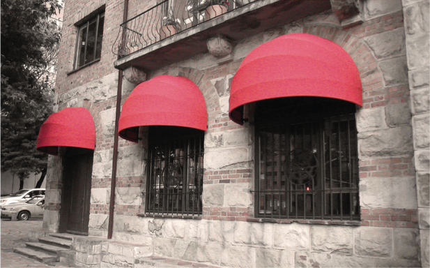 DISEÑOS & FACHADAS SAS es una empresa Colombiana con centro en Bogotá, fundada en 1996 la cual fue creada con el propósito de brindarle al usuario soluciones y propuestas de diseño, fabricación y montaje en áreas de cubrimiento para exteriores, desarrollando así diversas líneas de producto como parasoles fijos, desarmables, enrollables, membranas arquitectónicas o tenso estructuras y en general todo tipo de diseños relacionados con el área textil.  Nuestra misión es proporcionar tecnologías innovadoras y a medida de las necesidades de nuestros clientes, tanto corporativos como particulares, con el objetivo de incrementar la competitividad y productividad, permitiéndonos ofrecer otros productos como mobiliario en acero inoxidable, cerramientos perimetrales, domótica, motorización, deck en madera, entre otros.