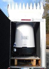 SoDAR in Sentrex SoDAR and LiDAR Remote Power Supply