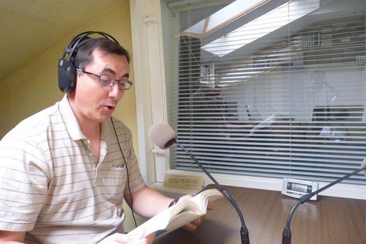 """Verse By Verse"" on Latvian Radio"
