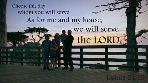 Here to serve the Lord