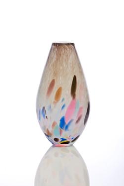 Grey Galaxy Vase