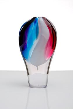 Colour Streams vase - Tall