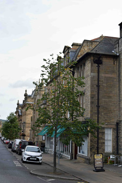 Beaumont Hotel street