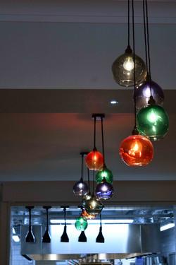Beaumont Hotel Resturant Lights detail 2