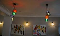 Beaumont Hotel Resturant Lights 3