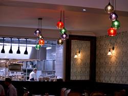 Beaumont Hotel Resturant Lights 2