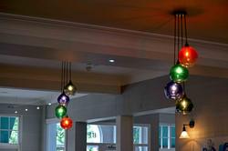 Beaumont Hotel Resturant Lights 1
