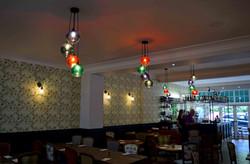 Beaumont Hotel Resturant Lights 4