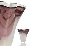 Cosmic Tide Vase and Detail