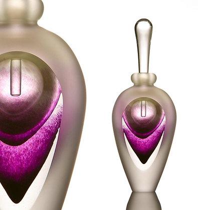 Layered Perfume Bottles