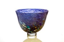 Purple Galaxy Bowl