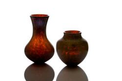 Volcanic Vase and Pot