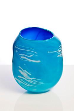 Chaos Pebble Vase