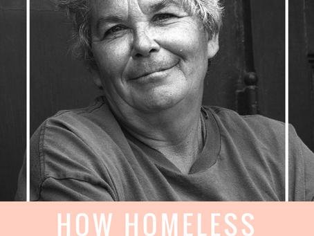 Homeless Women & Their Periods