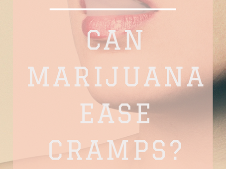 Could Medical Marijuana Replace a Women's Monthly Advil Desire?