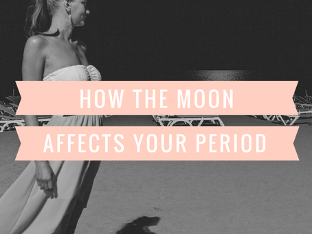 How Does the Moon's Cycle Affect Your Period?