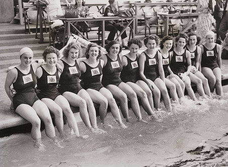 How Female Olympians Handle Periods – Then And Now