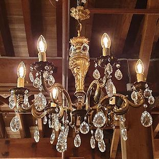 french chandalier