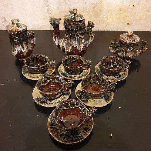 ceramic crazy treasure