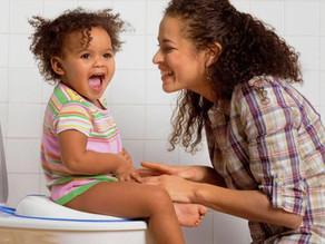 Control de esfínteres: Aprendo a ir al baño