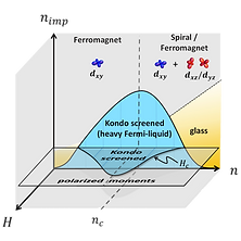 competition_between_kondo_and_magnetism_