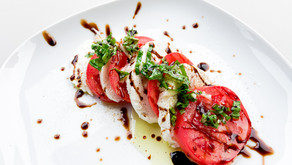 Not your typical Caprese Salad
