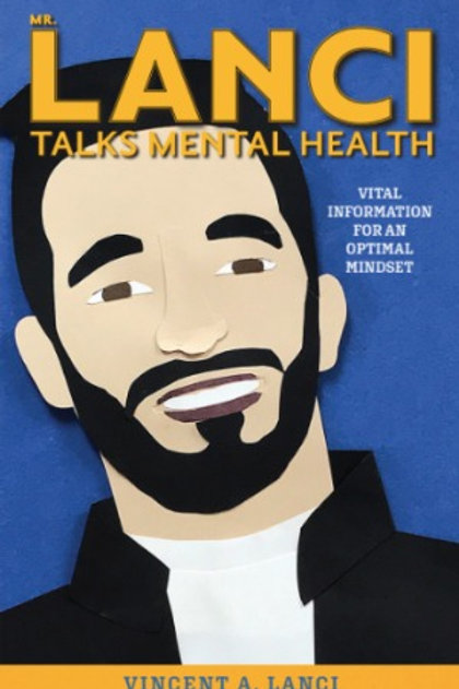 Mr. Lanci Talks Mental Health