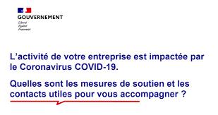 Covid 19 & Accompagnement des entreprises
