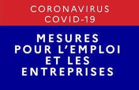 Coronavirus : Les mesures de soutien aux entreprises